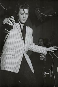 "Elvis Live! 24x36"" Poster"