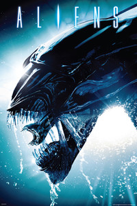 "Aliens Movie 24x36"" Poster"
