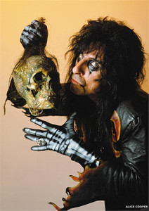 "Alice Cooper 24x36"" Poster"