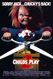 """Child's Play - Chucky 2 24x36"""" Poster"""