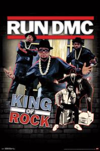 "RUN DMC 24x36"" Poster"
