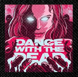 "Dance With The Dead 4x4"" Color Patch"
