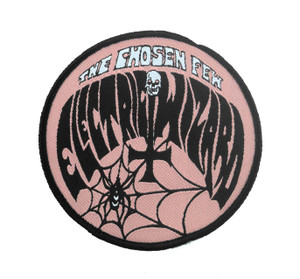 "Electric Wizard - The Chosen Few 3.5x3.5"" WOVEN Patch"