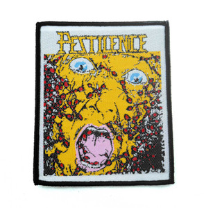 "Pestilence - Consuming Impulse 4x3.5"" WOVEN Patch"
