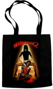 Nekromantik 2 - Horror movie tote bag goth