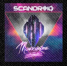 "Scandroid - Monochrome Instrumentals 4x4"" Color Patch"
