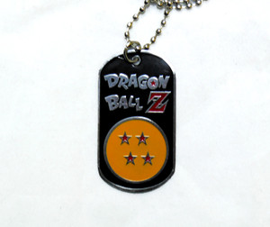Dragon Ball Z - Dog Tag Necklace