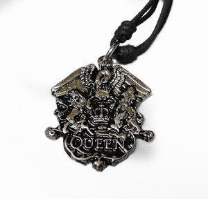 Queen - Crest Necklace