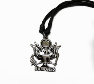 The Ramones - Eagle Crest Necklace