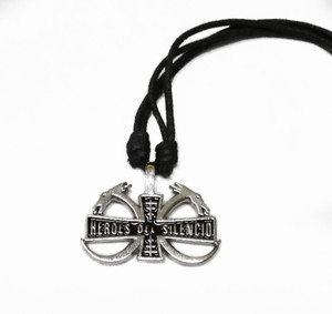 Heroes del Silencio - Necklace