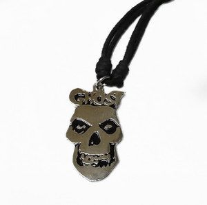 Misfits - Crimson Ghost Necklace