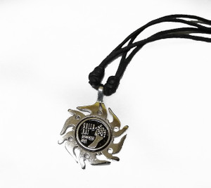Green Day - American Idiot Necklace