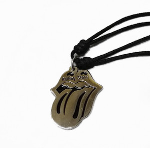 The Rolling Stones - Logo Necklace