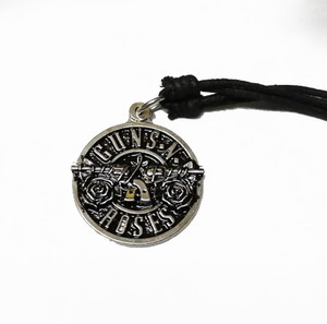 Guns N' Roses - Circular Necklace