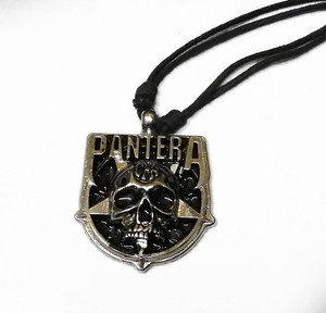 Pantera -  Skull Necklace