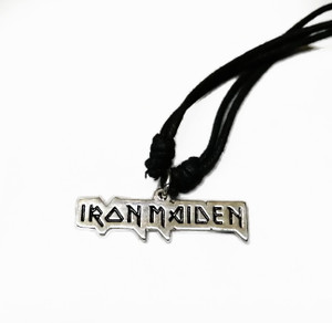 Iron Maiden - Logo Necklace