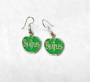 The Bealtes - Apple Earrings