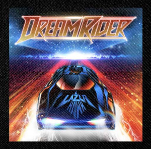 "Lazerhawk - Dreamrider 4x4"" Color Patch"