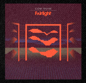 "Com Truise - Fairlight 4x4"" Color Patch"