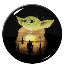 "Star Wars - Baby Yoda 1"" Pin"