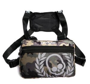 Antifashion - Camo Chest Bag