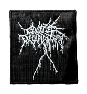 """Cattle Decapitation 4"""" Embroidered Patch"""