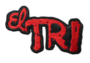"""El Tri 5"""" Embroidered Patch"""