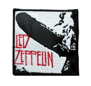 """Led Zeppelin - Blimp 3"""" Embroidered Patch"""