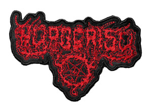 "Morbosidad - Logo 4.5"" Embroidered Patch"