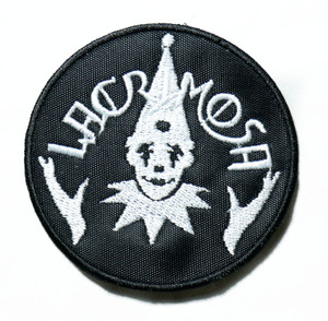 "Lacrimosa - Zeitreise 3"" Embroidered Patch"
