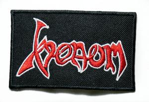 "Venom - Logo 4"" Embroidered Patch"