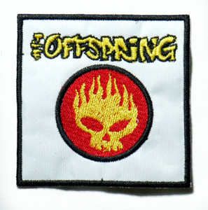 "The Offspring - Logo 3"" Embroidered Patch"