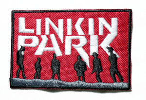 "Linkin Park - Shadows 3.5"" Embroidered Patch"