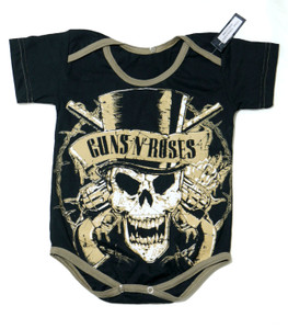 Baby Onesie - Guns N' Roses Logo