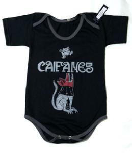 Baby Onesie - Caifanes Logo