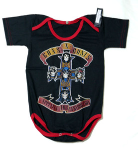 Baby Onesie - Guns N' Roses Appetite For Destruction