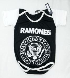 Baby Onesie - The Ramones Logo