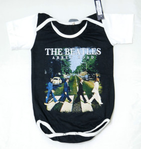 Baby Onesie - The Beatles Abbey Road
