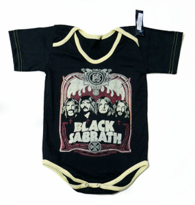 Baby Onesie - Black Sabbath