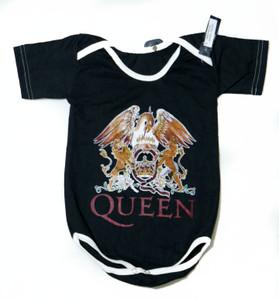 Baby Onesie - Queen Logo