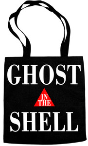 Ghost In The Shell - Tote Bag