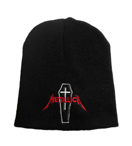 Metallica - Coffin Beanie