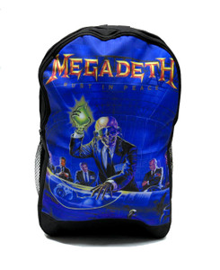 Megadeth - Rust In Pieces Backpack
