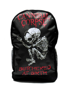 Cannibal Corpse - Butchered At Birth Backpack