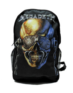 Megadeth - Vic Rattlehead Backpack