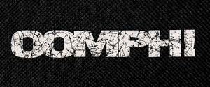 "Oomph! - Logo 4.5x2"" Printed Patch"
