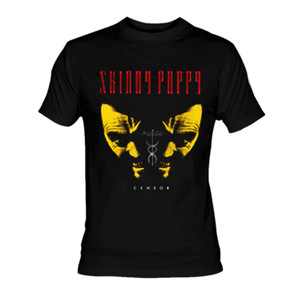 Skinny Puppy Censor T-Shirt