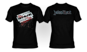 Judas Priest - British Steel Rakva T-Shirt