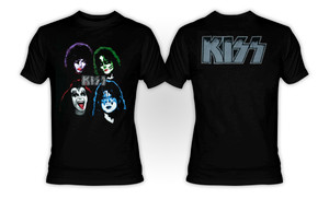 Kiss - Solo Album T-Shirt