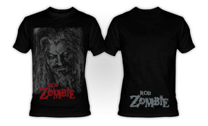 Rob Zombie - Hellbilly Deluxe T-Shirt
